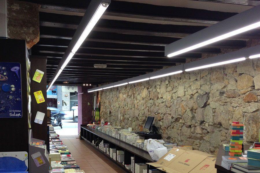 Cambio De Iluminacion Por Led Electrocatproject - Iluminacion-por-leds