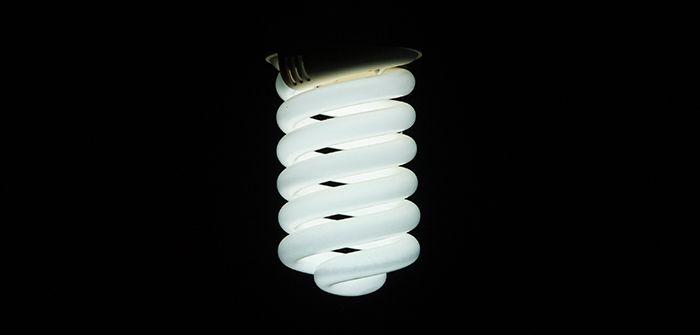 ahorro de energía para el hogar LED