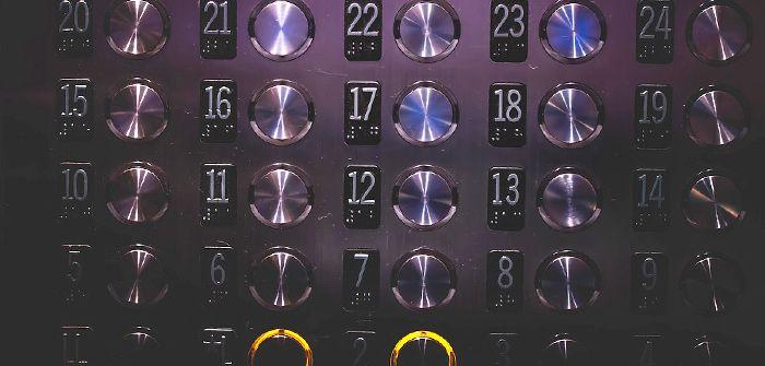 ahorro de energía en la comunidad de vecinos ascensor