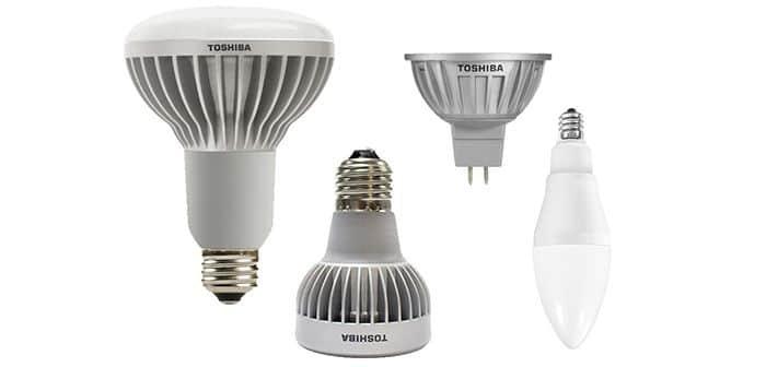 el LED de toshiba Electrocatproject