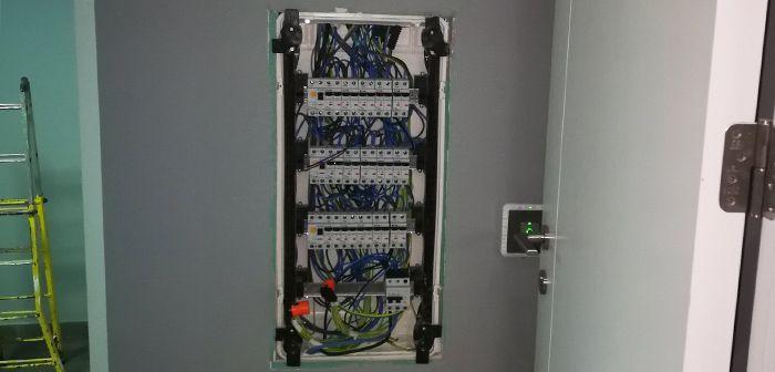 instalaciones electricas cuadro electrico
